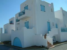 Princess of Naxos hotel in Naxos island, Greece.